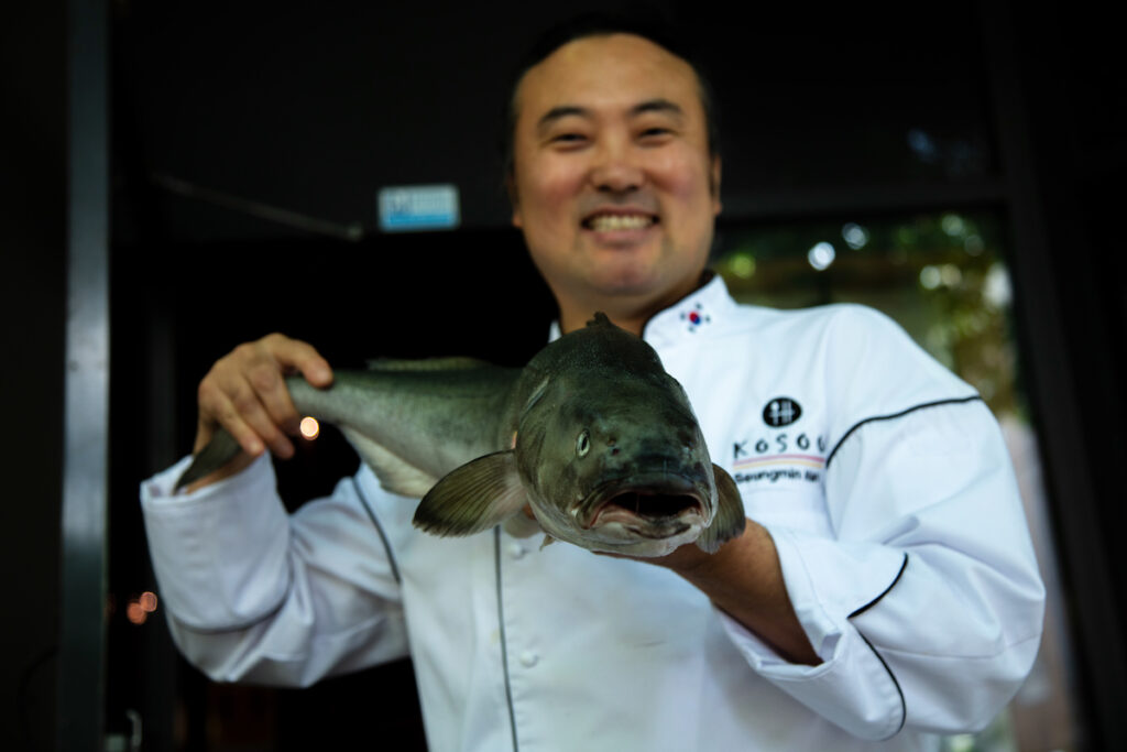 Thank you Chef Han, for sharing my favourite sablefish soup recipe with the world. Now, we can make our own Sablefish Soup ala Chef Han.